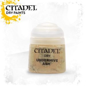 Games Workshop   Citadel Dry Dry: Underhive Ash - 99189952008 - 5011921027101
