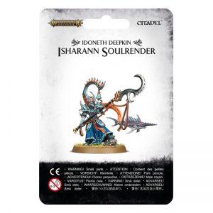 Games Workshop (Direct) Age of Sigmar  Idoneth Deepkin Idoneth Deepkin, Isharann Soulrender - 99070219004 - 5011921097456