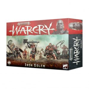 Games Workshop Age of Sigmar | Warcry  Warcry Warcry: Iron Golem - 99120211001 - 5011921018598