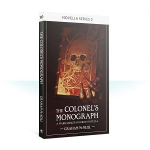 Games Workshop   Warhammer Horror The Colonel's Monograph (Paperback) - 60100181725 - 9781789990126
