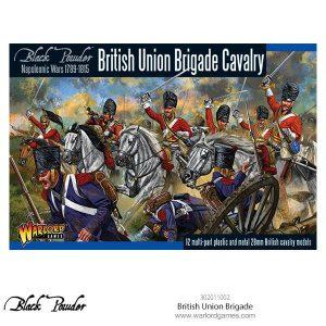 Warlord Games Black Powder  British (Napoleonic) British Union Brigade - 302011002 - 5060393706267
