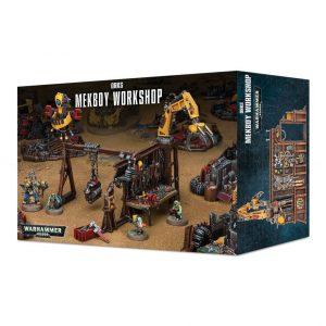 Games Workshop Warhammer 40,000  Orks Orks Mekboy Workshop - 99120103061 - 5011921105151
