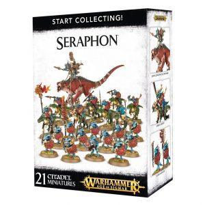 Games Workshop Age of Sigmar  Seraphon Start Collecting! Seraphon - 99120208023 - 5011921066551