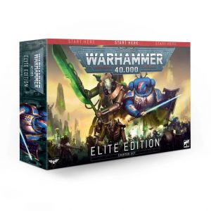 Games Workshop Warhammer 40,000  Warhammer 40000 Essentials Warhammer 40,000 Elite Edition - 60010199031 - 5011921130498