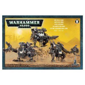 Games Workshop Warhammer 40,000  Orks Ork Killa Kans - 99120103024 - 5011921018369