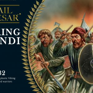 Warlord Games Hail Caesar  The Dark Ages Viking Bondi - 102013102 - 5060393706182