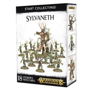 Games Workshop Age of Sigmar  Sylvaneth Start Collecting! Sylvaneth - 99120204019 - 5011921076642