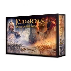 Games Workshop Middle-earth Strategy Battle Game  Evil - Lord of the Rings Lord of The Rings: Battle of Pelennor Fields - 60011499008 - 5011921105427