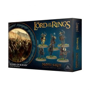 Games Workshop (Direct) Middle-earth Strategy Battle Game  Good - Lord of the Rings Lord of The Rings: Riders of Rohan - 99121464020 - 5011921109326