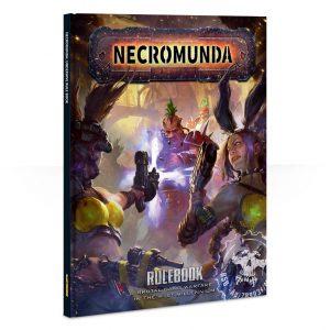 Games Workshop Necromunda  Necromunda Necromunda: Rulebook - 60040599017 - 9781788263337