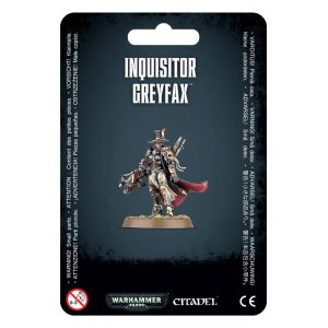 Games Workshop (Direct) Warhammer 40,000  40k Direct Orders Inquisitor Greyfax - 99070108005 - 5011921088645