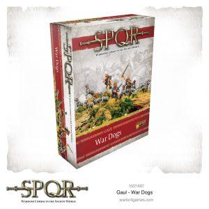 Warlord Games SPQR  SPQR SPQR: Gaul War Dogs - 152214007 -