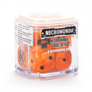 Games Workshop (Direct) Necromunda  Necromunda Necromunda: Dice Set - 99220599015 - 5011921125258