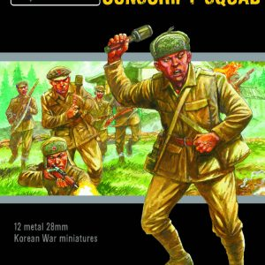 Warlord Games Bolt Action  Korean War (1950-1953) Korean War: Chinese PVA Conscript Squad - 412218502 - 5060572503717