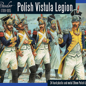 Warlord Games Black Powder  Polish (Napoleonic) Polish Vistula Legion - 302011801 - 5060393707936