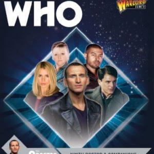 Warlord Games Doctor Who  Doctor Who Doctor Who: 9th Doctor & Companions - 602210009 - 5060393709213