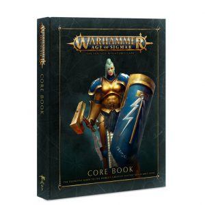Games Workshop Age of Sigmar  Age of Sigmar Essentials Warhammer Age of Sigmar Rulebook - 60040299070 - 9781788262064