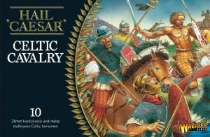 Warlord Games Hail Caesar  Enemies of Rome Ancient Celts: Cavalry boxed set - WGH-CE-04 - 5060200842423