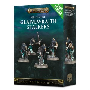 Games Workshop Age of Sigmar  Nighthaunts Easy To Build: Glaivewraith Stalkers - 99120207056 - 5011921099344