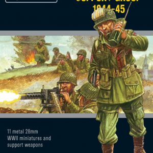 Warlord Games Bolt Action  United States of America (BA) US Airborne support group (1944-45) - 402213105 - 5060572503588