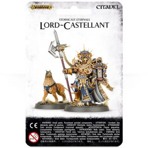 Games Workshop Age of Sigmar  Stormcast Eternals Stormcast Eternals Lord-Castellant - 99070218003 - 5011921061242