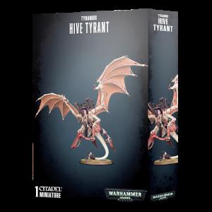 Games Workshop Warhammer 40,000  Tyranids Tyranids Hive Tyrant / Swarmlord - 99120106045 - 5011921118502