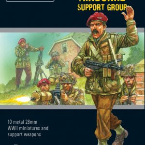 Warlord Games Bolt Action  Great Britain (BA) British Airborne Support Group - 402212108 - 5060572503090