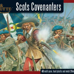 Warlord Games Pike & Shotte  The English Civil Wars 1642-1652 Scots Covenanters plastic boxed set - WGP-04 - 5060200840566