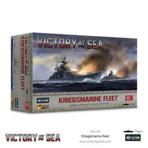 Warlord Games Victory at Sea  Victory at Sea Victory at Sea: Kriegsmarine Fleet - 742411001 - 5060572505940