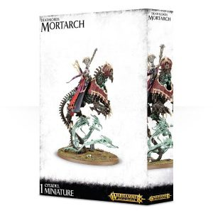 Games Workshop (Direct) Age of Sigmar  Age of Sigmar Direct Orders Mortarch - 99120207031 - 5011921069552