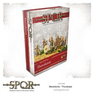 Warlord Games SPQR  SPQR SPQR: Macedonian Thorakatai - 152214028 - 5060572504660