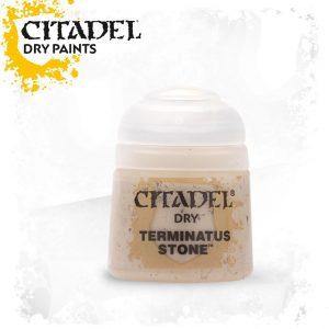 Games Workshop   Citadel Dry Dry: Terminatus Stone - 99189952011 - 5011921027132