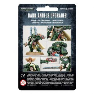 Games Workshop Warhammer 40,000  Dark Angels Dark Angels Upgrade Pack - 99070101072 - 5011921152841