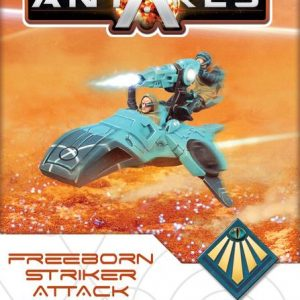 Warlord Games Beyond the Gates of Antares  Freeborn Freeborn Striker Attack Skimmer - WGA-FRB-09 - 5060393703907
