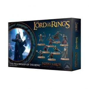 Games Workshop Middle-earth Strategy Battle Game  Good - Lord of the Rings Lord of The Rings: The Fellowship of the Ring - 99121499033 - 5011921109227