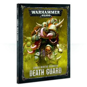 Games Workshop Warhammer 40,000  Death Guard Codex: Death Guard - 60030102017 - 9781788260053