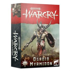 Games Workshop Age of Sigmar | Warcry  Warcry Warcry: Ogroid Myrmidon - 99120201097 - 5011921126736