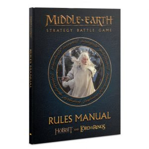 Games Workshop Middle-earth Strategy Battle Game  Middle-Earth Essentials Middle-Earth Strategy Battle Games Rules Manual - 60041499039 - 9781788262347