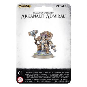 Games Workshop (Direct) Age of Sigmar  Kharadron Overlords Kharadron Overlords Arkanaut Admiral - 99070205012 - 5011921083039
