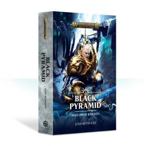 Games Workshop   Age of Sigmar Books Hallowed Knights: Black Pyramid (softback) - 60100281240 - 9781784969301