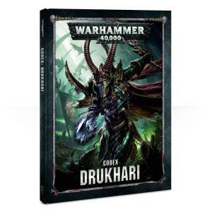 Games Workshop Warhammer 40,000  Drukhari Codex: Drukhari - 60030112007 - 9781788261708