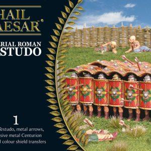Warlord Games Hail Caesar  Imperial Romans Imperial Romans: Testudo! - WGH-IR-06 -