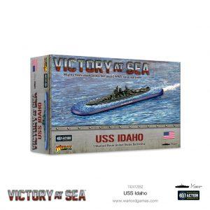 Warlord Games Victory at Sea  Victory at Sea Victory at Sea: USS Idaho - 742412052 - 5060572506404