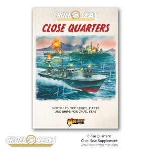Warlord Games Cruel Seas  Cruel Seas Cruel Seas: Close Quarters! Supplement - 781010003 - 9781911281610