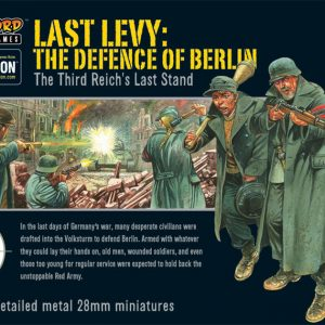 Warlord Games Bolt Action  Germany (BA) Last Levy: The defence of Berlin (20) - WGB-WM-03 - 5060393700678