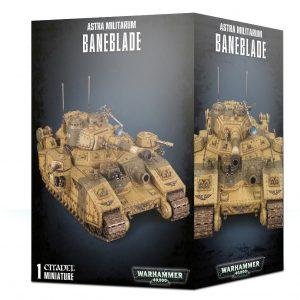 Games Workshop Warhammer 40,000  Astra Militarum Astra Militarum Baneblade - 99120105076 - 5011921113736