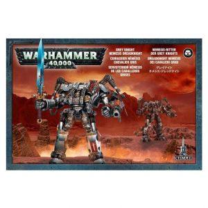 Games Workshop Warhammer 40,000  Grey Knights Grey Knights Nemesis Dreadknight - 99120107008 - 5011921053582