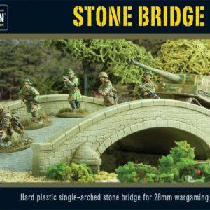Warlord Games   Warlord Games Terrain Stone Bridge - WG-TER-40 - 5060393700074