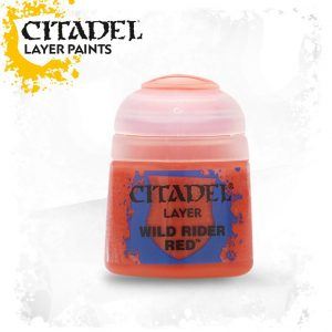Games Workshop   Citadel Layer Layer: Wild Rider Red - 99189951006 - 5011921026685