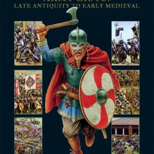 Warlord Games Hail Caesar  Hail Caesar Books & Accessories Hail Caesar Army Lists - Late Antiquity to early Medieval - WGH-003 - 9780956358141